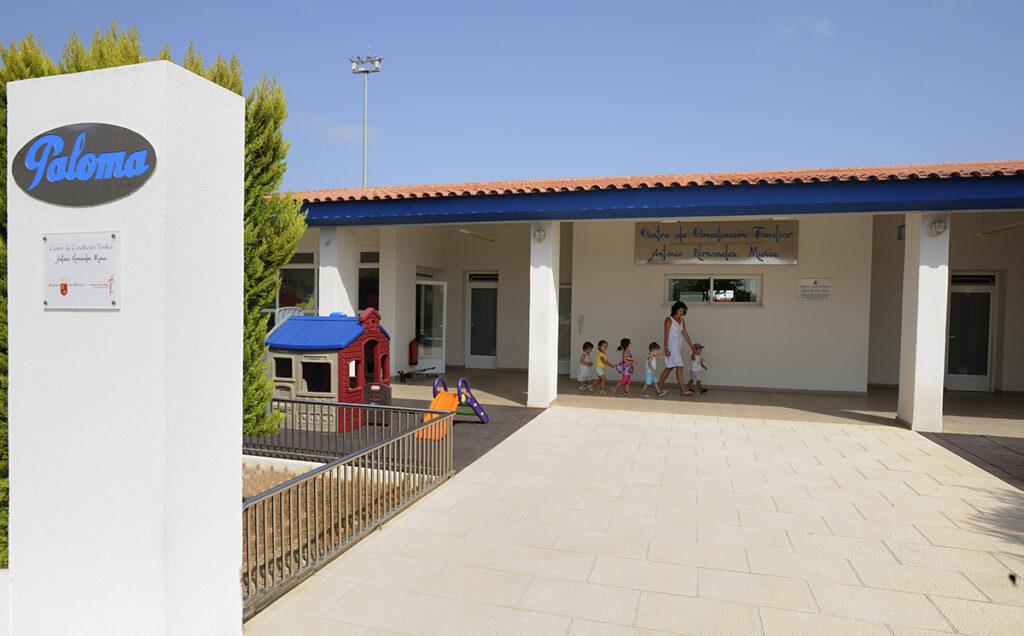 Centro de Conciliación familiar