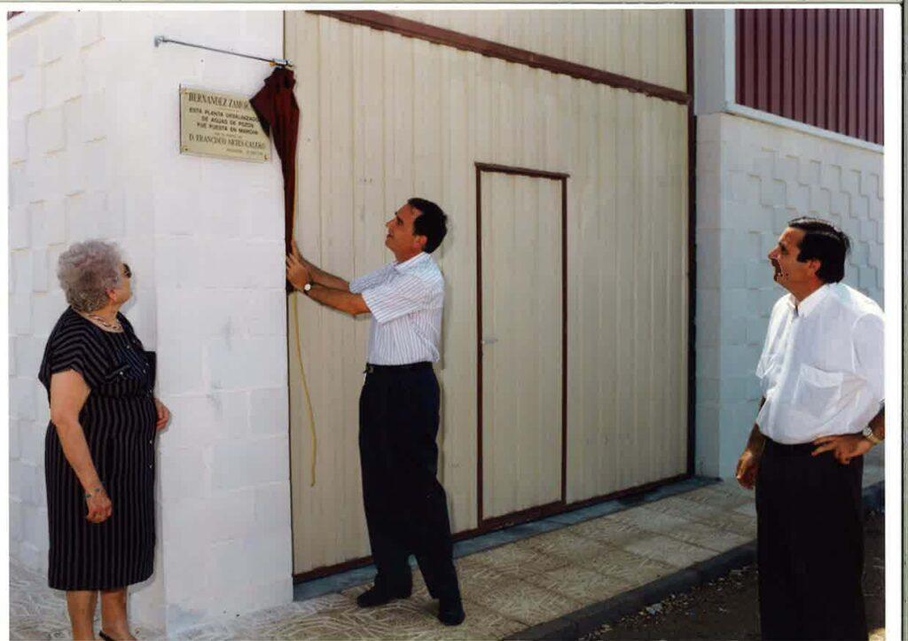 Inauguración 1991
